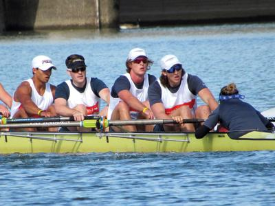 Pirate crew heats up before nationals