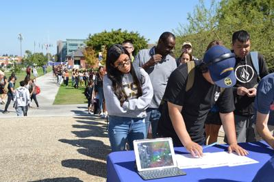 The Constitution comes to campus