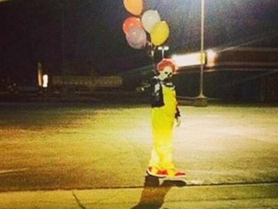Orange County reporting scary clown sightings