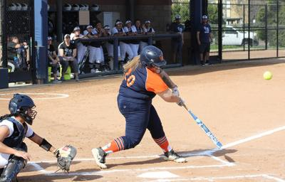 Softball breaks 10-year losing streak