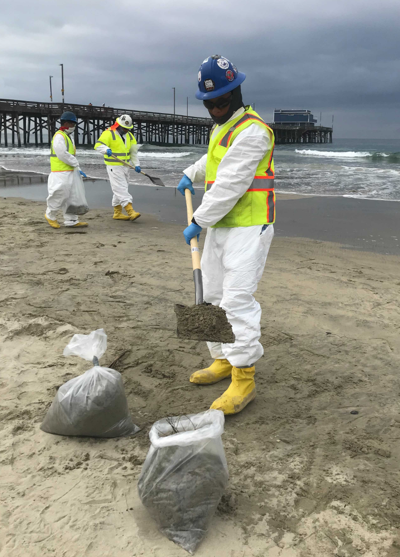 OC oil spill response ramps up as questions swirl