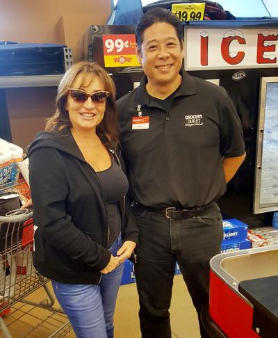 Grocery Outlet owner gives back