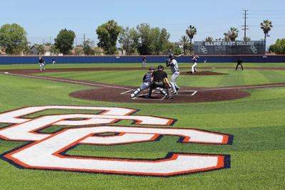 Take me out to the new all-turf baseball field