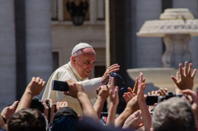 Modern pope problems