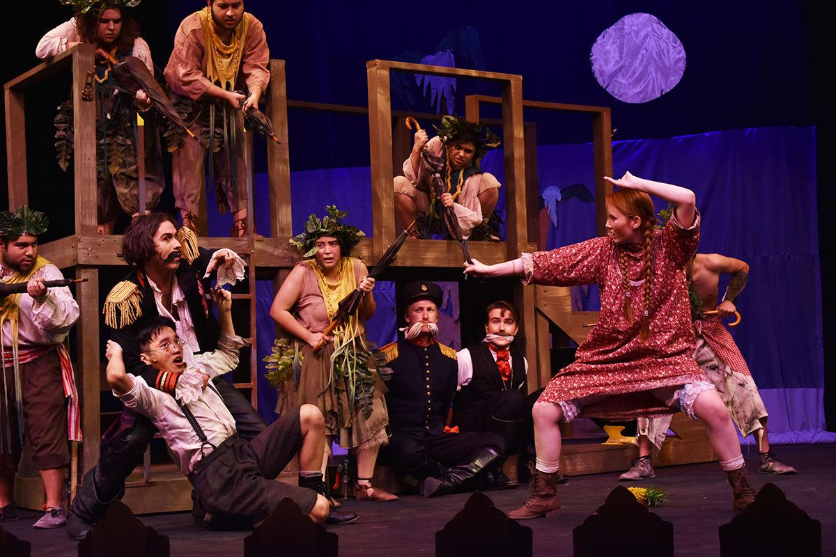 """""""Peter and the Starcatcher"""" - Photo 1"""