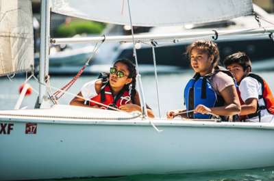OCC Sailing awarded exclusive grant