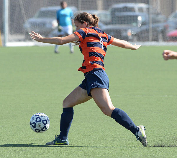 OCC athletics off to a strong start: Women's soccer