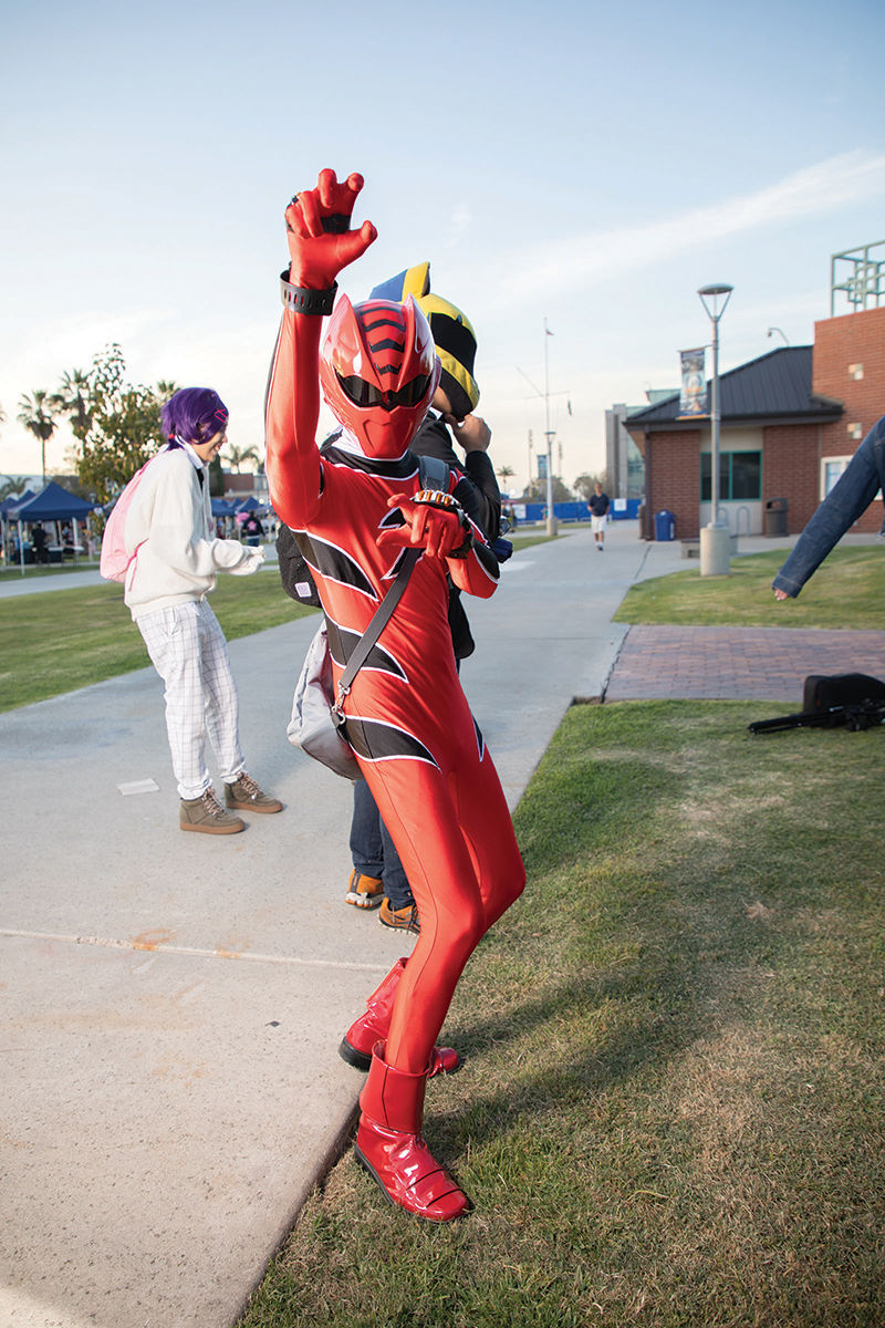 Coast celebrates anime, manga - Photo 2