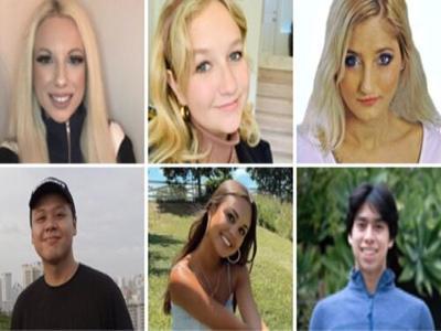 ASOCC Spring 21 Candidates