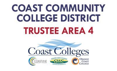 CCCD Board: Trustee Area 4