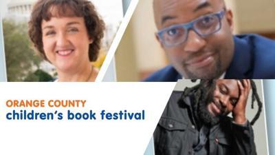 OC Kids Book Fest Blue Ribbon Social Justice