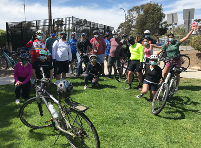 Costa Mesa Community Bike Rides with are back