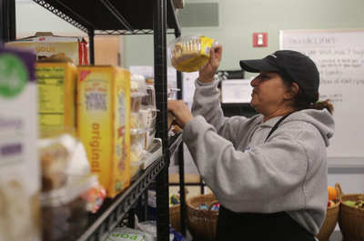 Pirates' Cove hosts food distribution events this month