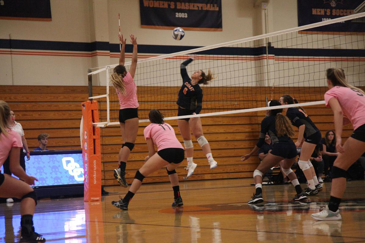 Volleyball crushed in upset - Photo 1