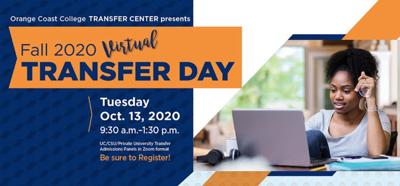 Virtual Transfer Day Fall 2020