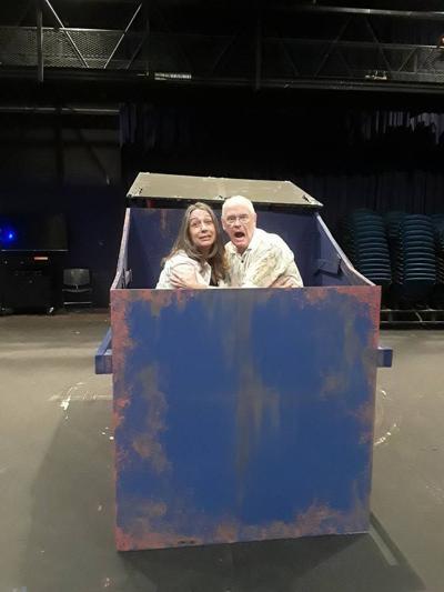 Rick Golson and Cynthia Corley