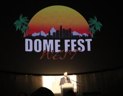 Dome Fest West makes its immersive debut at OCC's Planetarium