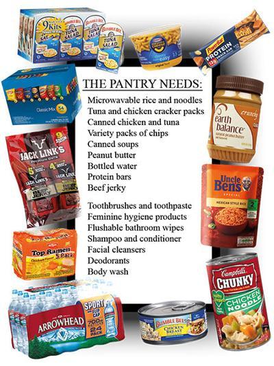 The OCC pantry needs help