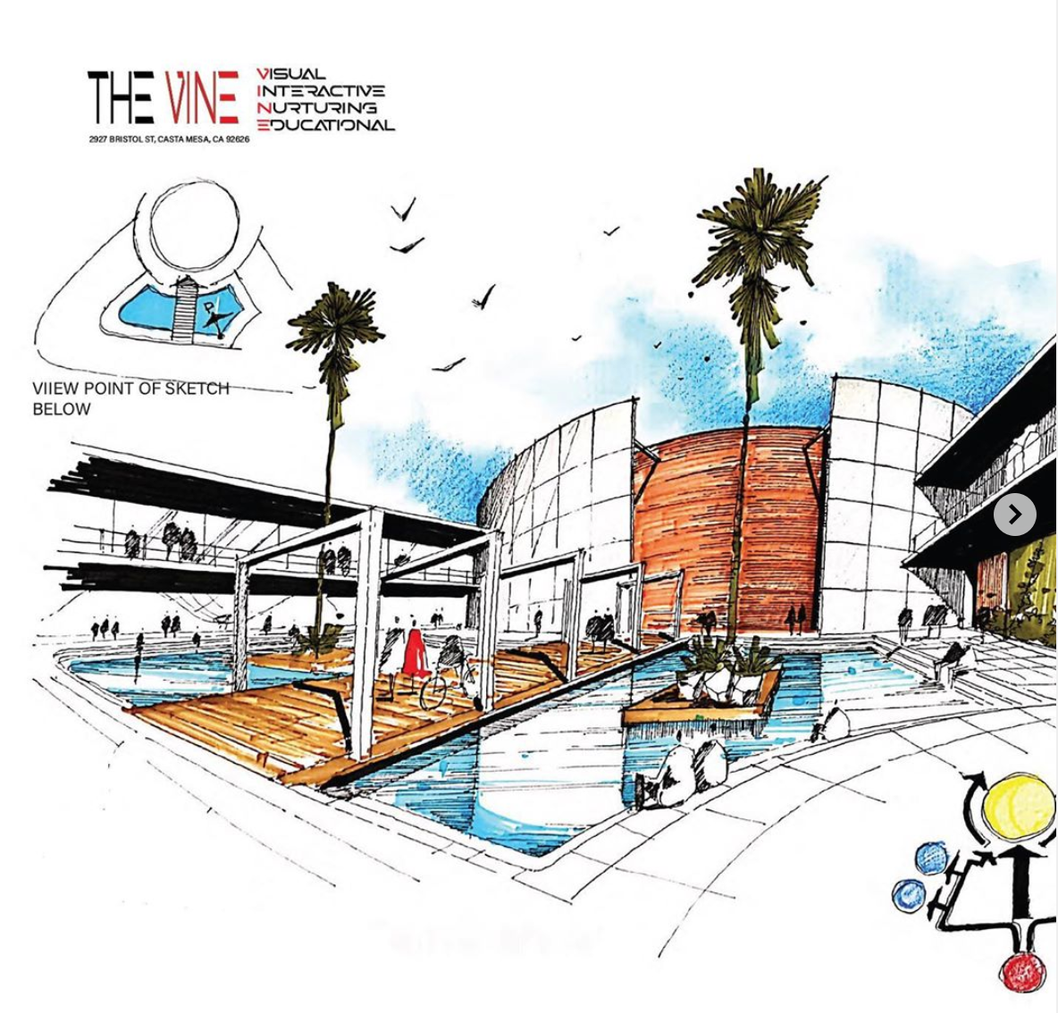 AIA - second place - The Vine - Bagherzadeh