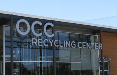 OCC Recycling Center - May 2021