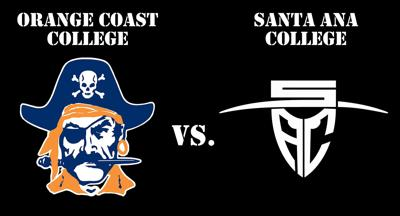 OCC vs. Santa Ana College