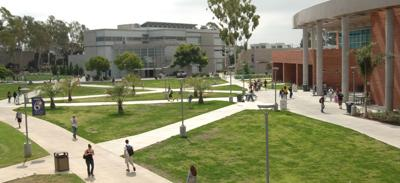 Orange Coast College campus overview