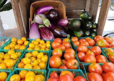 Fruits and vegetables in Orange County for a bargain