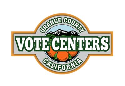 OC Voting Center logo
