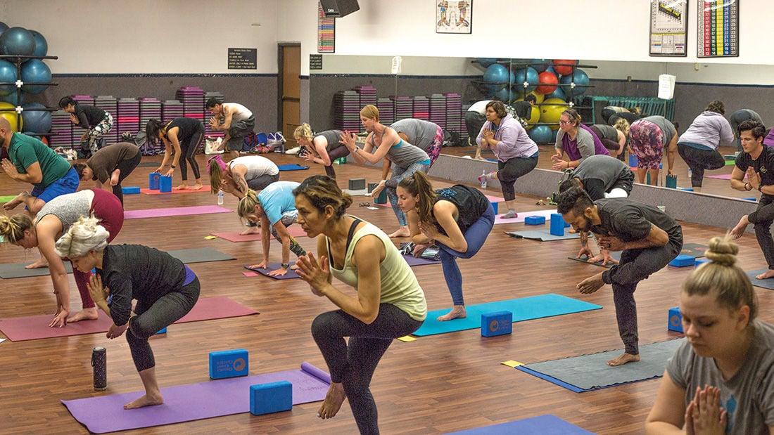 OCC yoga training is a bridge pose to the future