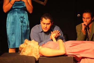 A chilling night at the repertory