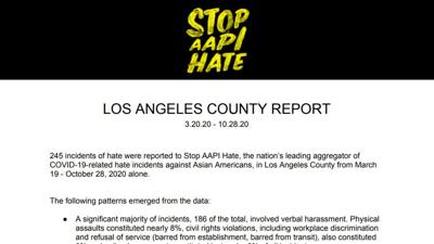 OCC leaders stand against pandemic anti-Asian hate crimes