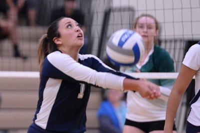 Rylee Adair volleyball