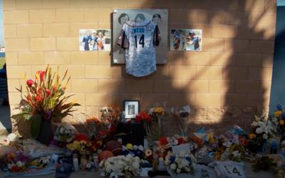 Alto memorial