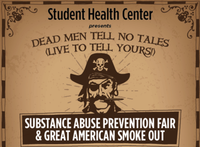 Substance Abuse and Great American Smokeout