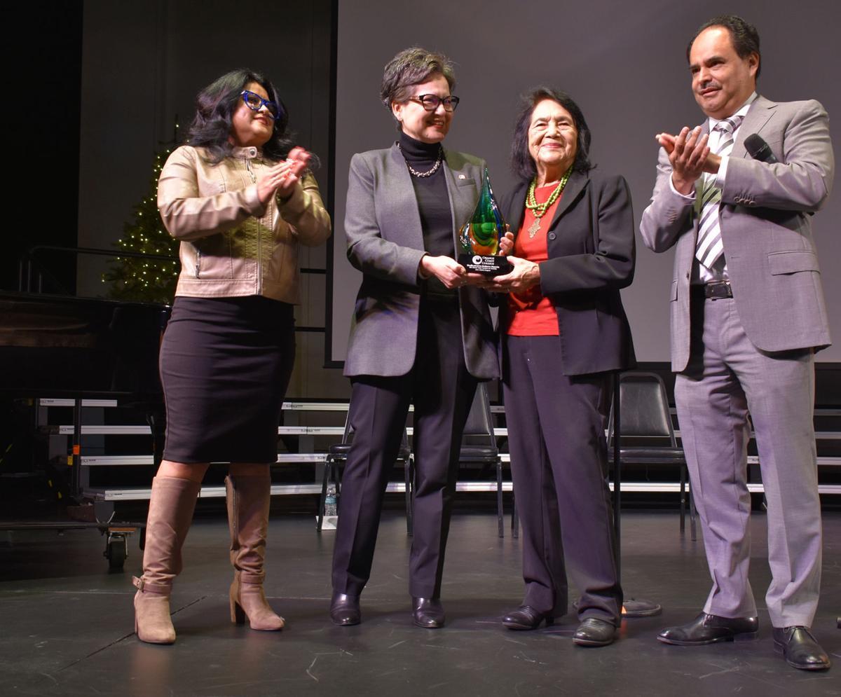 Dolores Huerta award