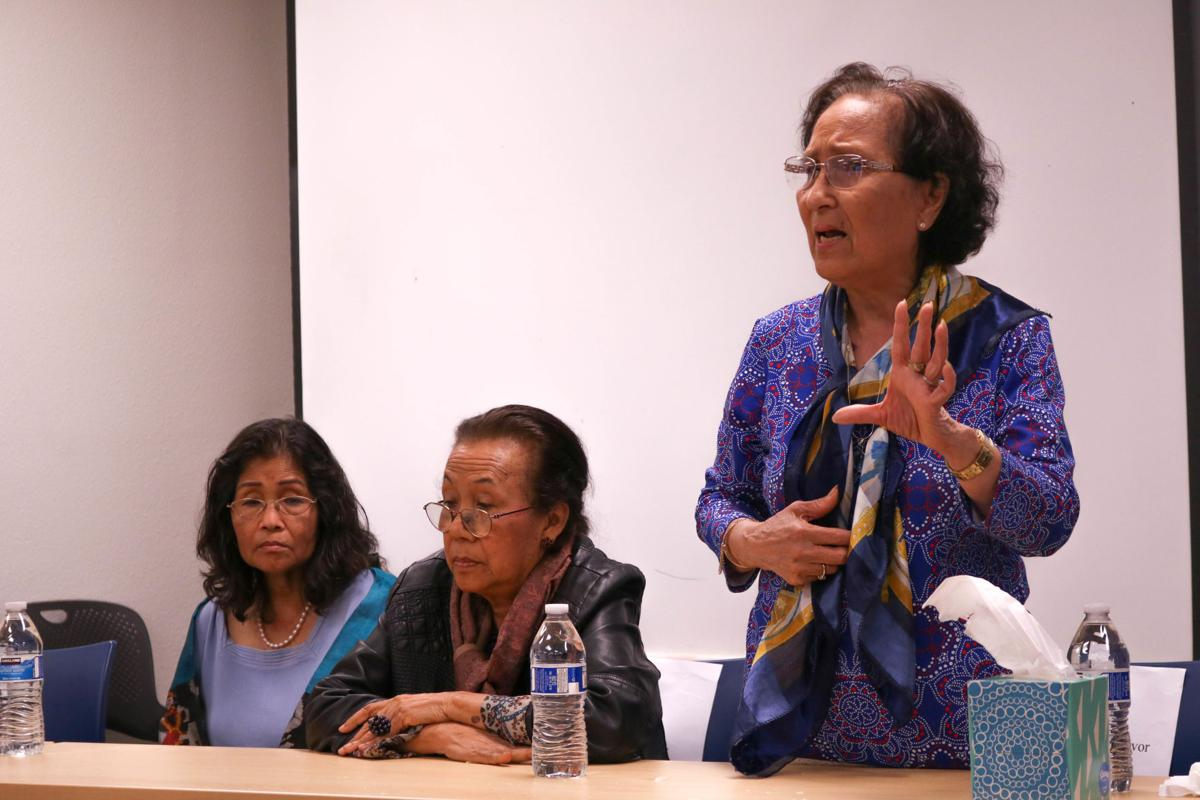 Cambodian survivors of the Khmer Rouge tell their stories