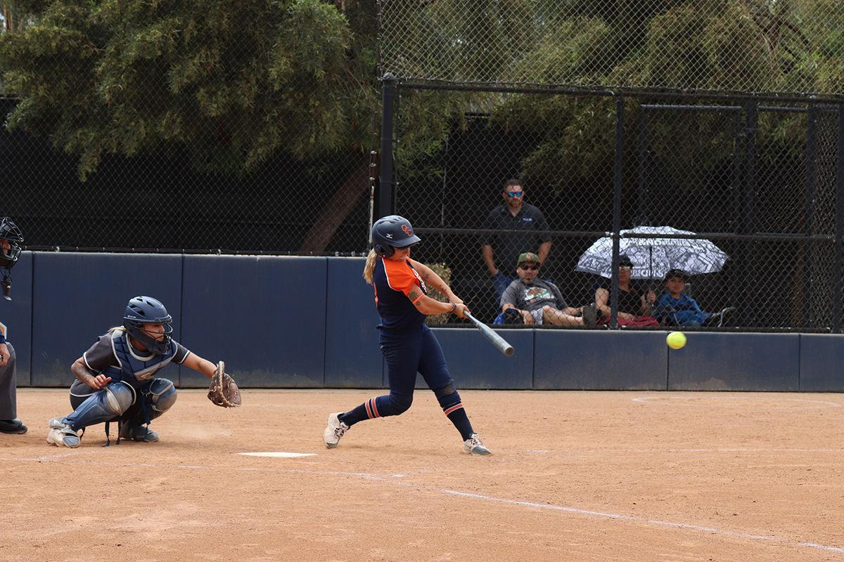 Softball loses in first playoff appearance in 25 years - Photo 2
