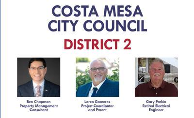 Costa Mesa City Council District 2