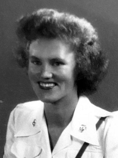 Dorothy Legg