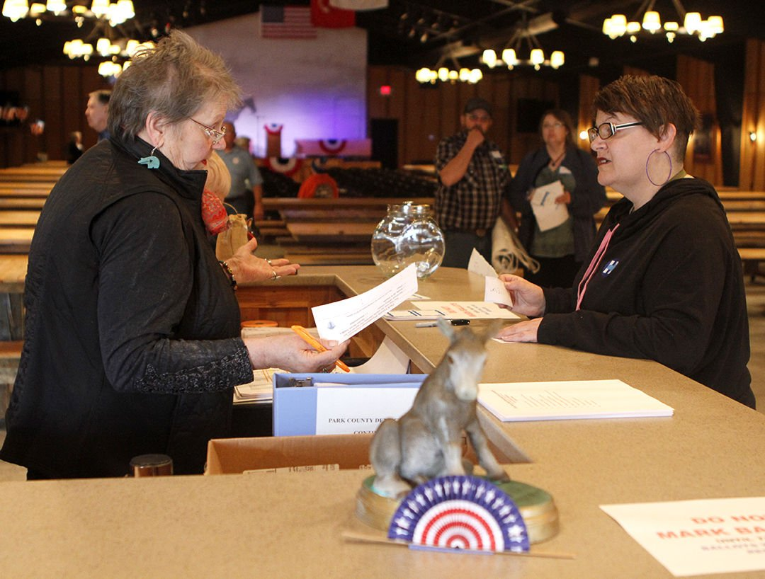 Registering for the convention
