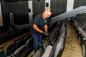 Area movie theaters struggle to stay open