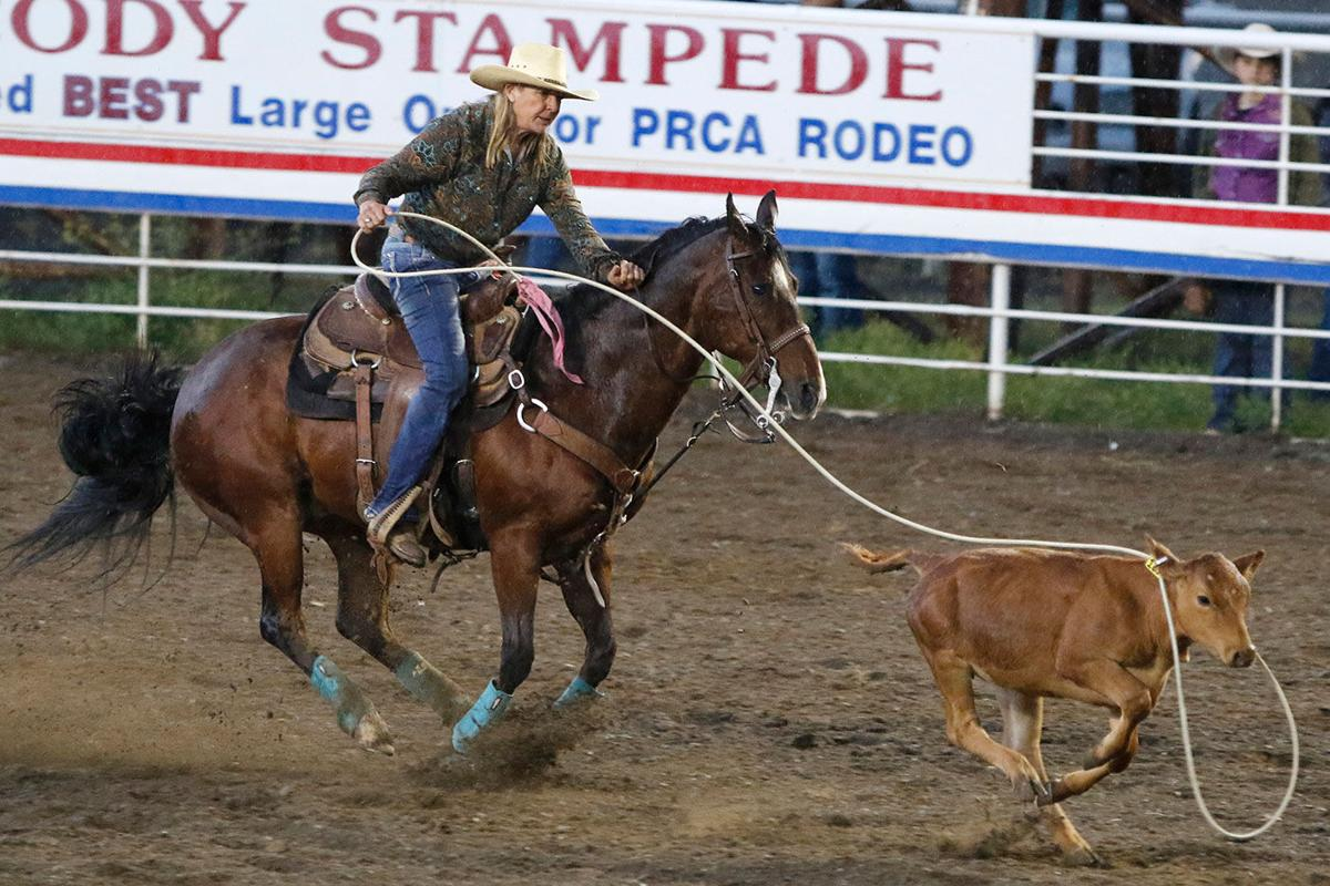 Breakaway Roping Line Up Competitive This Season Sports