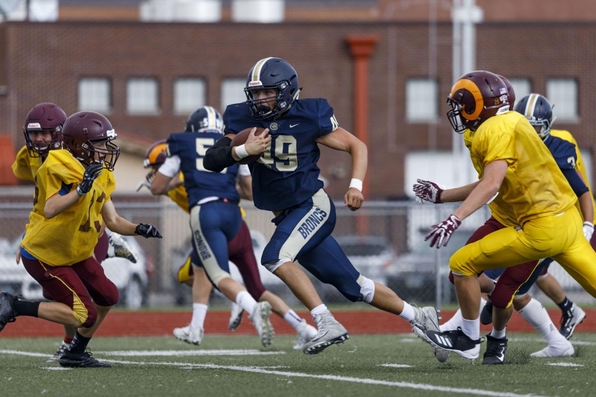 Broncs gain confidence in scrimmage with Big Horn | Sports