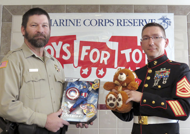 Toys For Tots Sign Up Application Form : Deputies marines team to promote toys for tots people
