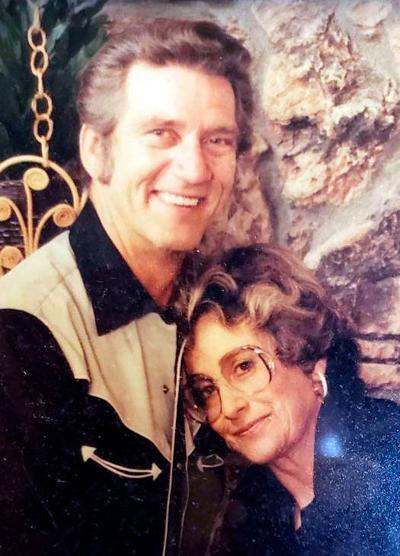 Daniel Clarence & Marion Elizabeth Bieske