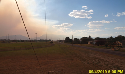 smoke monitor