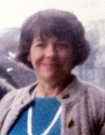 Patricia 'Pat' Ann Garbe