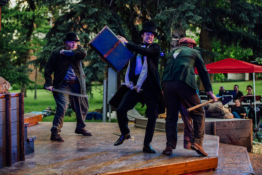 47th Season of Montana Shakespeare in the Parks, Henry IV, Part 1