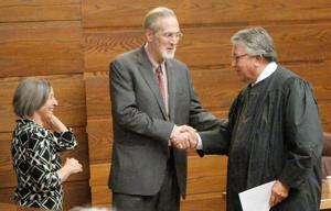 Judicial handoff