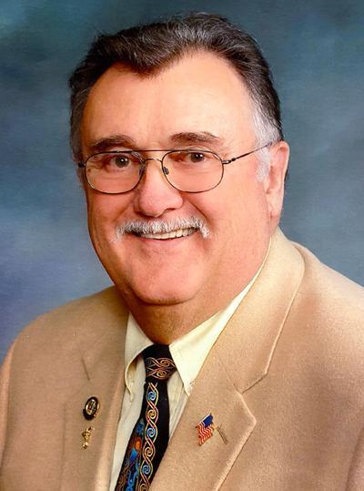 Charles P. 'Pat' Childers
